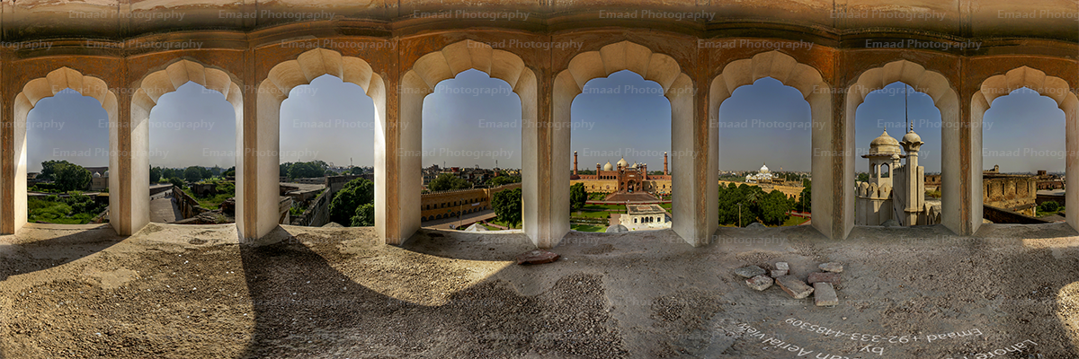 360 Virtual tour Lahore fort, Lahore, Punjab, Pakistan